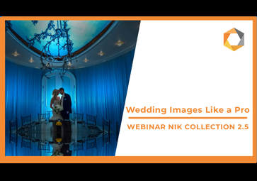 Enhancing Your Wedding Images Like a Pro Using the Nik Collection by DxO Starring Frank Salas