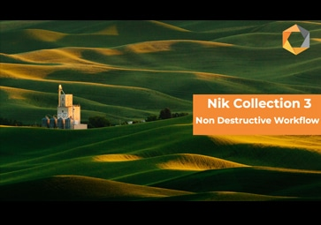 Discover Nik Collection 3 By DxO's Revolutionary Non-Destructive Workflow for Adobe Lightroom Classic Users