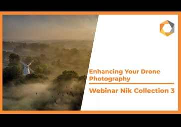 Enhancing Your Drone Photography using the Nik Collection 3 By DxO