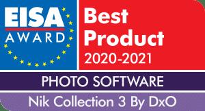 EISA Award Nik Collection 3 By DxO