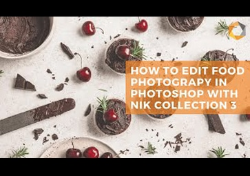 Creative Food Photography using Perspective Efex & Color Efex Pro in Nik Collection 3 by DxO