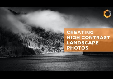 Creating High Contrast Landscape Photography using the Non-Destructive Workflow in Lightroom & Silver Efex Pro