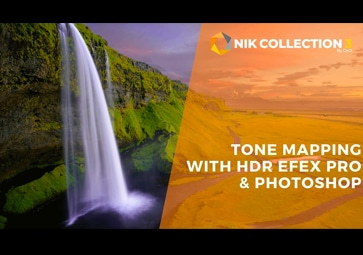 How to Tone Map and Merge Images with HDR Efex Pro and Adobe Photoshop