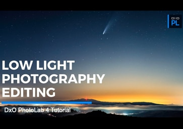Fixing Low-Light Landscape Photos with Don Smith – DxO PhotoLab 4 & Nik Collection 3 by DxO