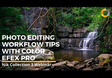Using the Filter Library & Customizing Settings for a Better Workflow in Color Efex Pro